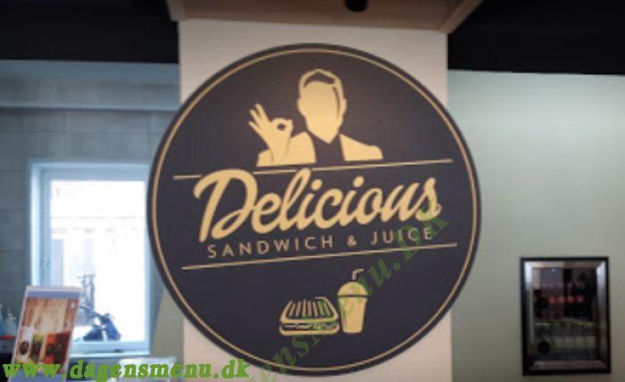 Delicious - Sandwich & Juice