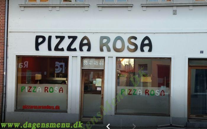 Pizza Rosa