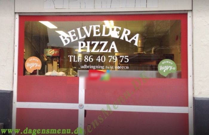 Belvedera Pizza