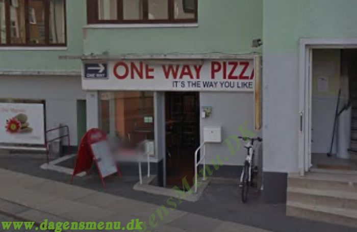 One Way Pizza