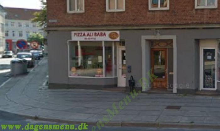 Pizza Ali Baba
