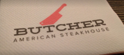 Butcher American Steakhouse