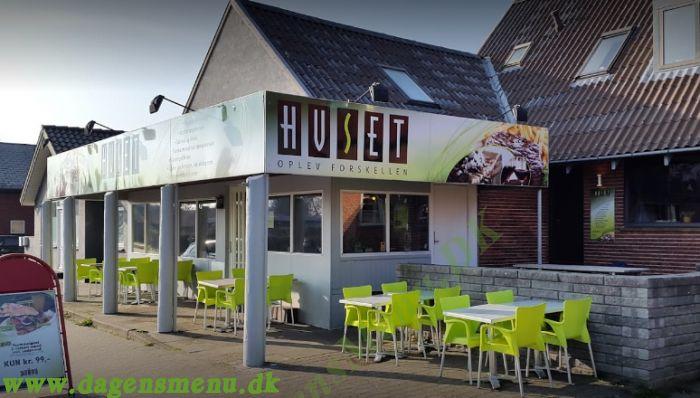 Cafe Huset