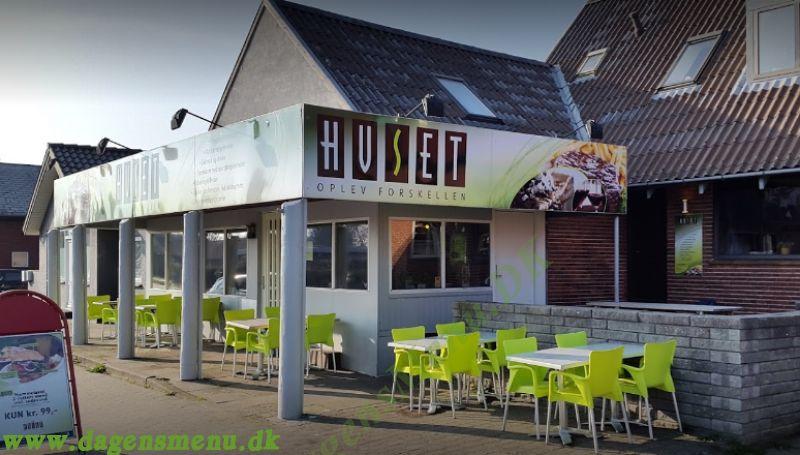 huset esbjerg restaurant baggesens alle