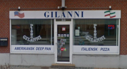 Pizza Gilanni