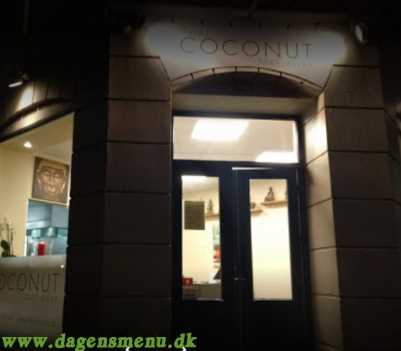 Thai Coconut - Take Away Amager