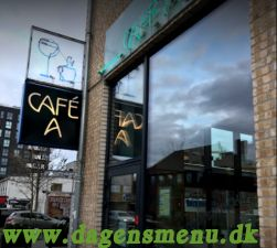 Café A  Strandlodsvej