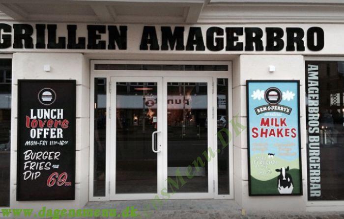 Grillen Amagerbro