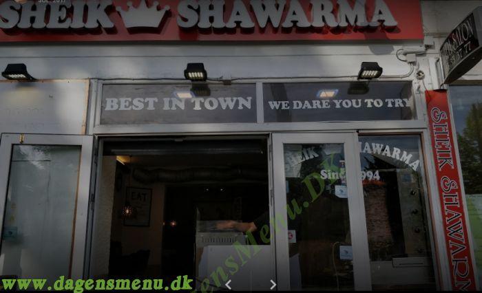 Sheik Shawarma Halal