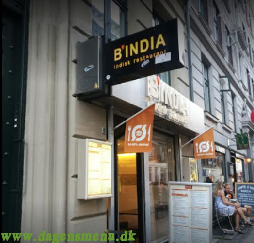 Bindia Take Away