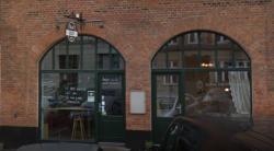 Ristet Rug Cafe