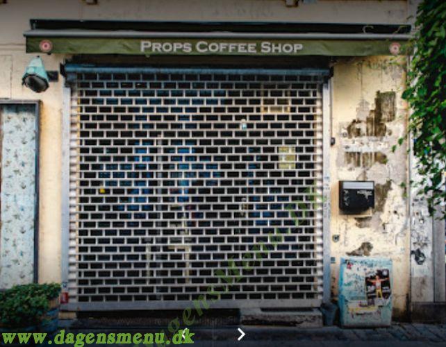 Props Coffee Shop
