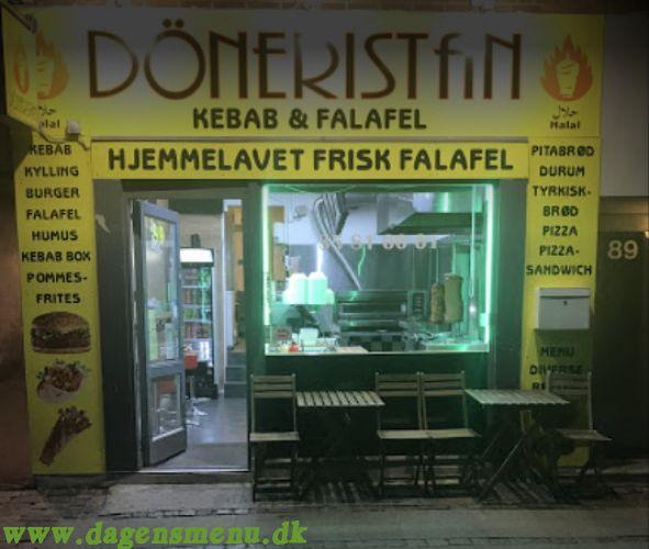 Doneristan Kebab
