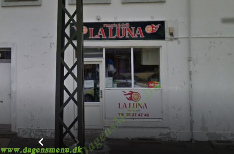 La Luna Pizza