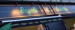 Bagels & Salads