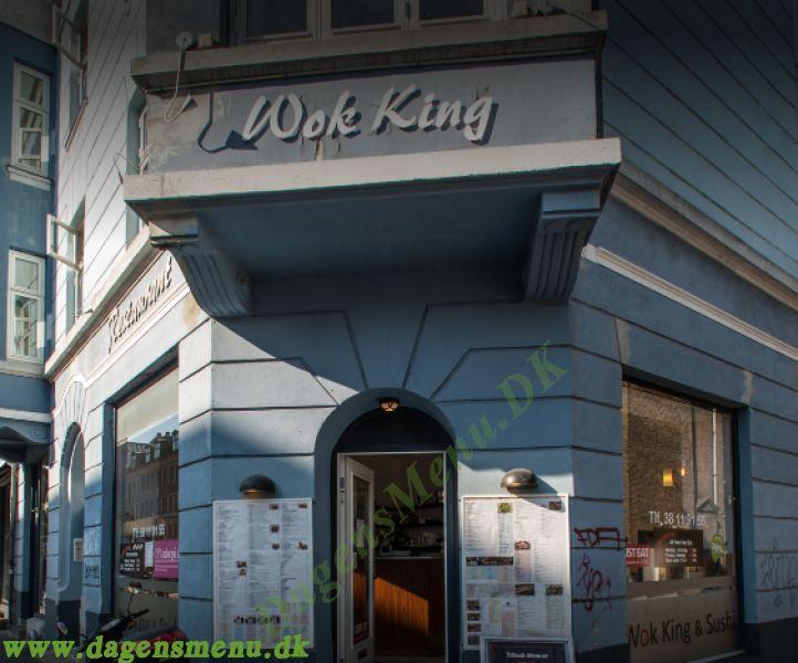 Wok King & Sushi