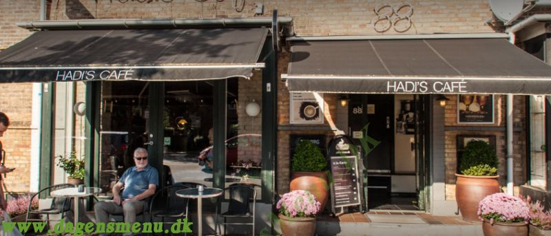 Hadi's Cafe