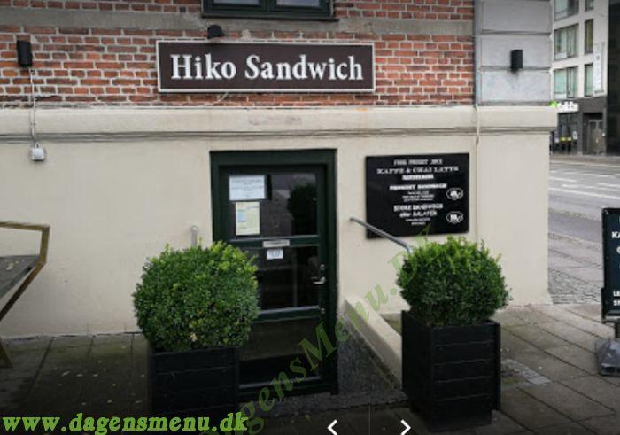 Hiko Sandwich