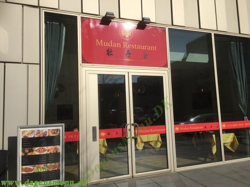 Mudan Kinesisk Restaurant