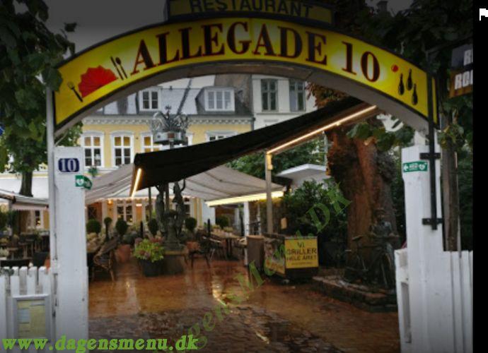 Restaurant Allegade 10
