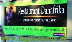 Danafrika Restaurant