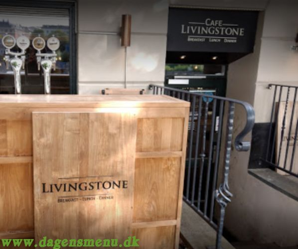 Cafe Livingstone