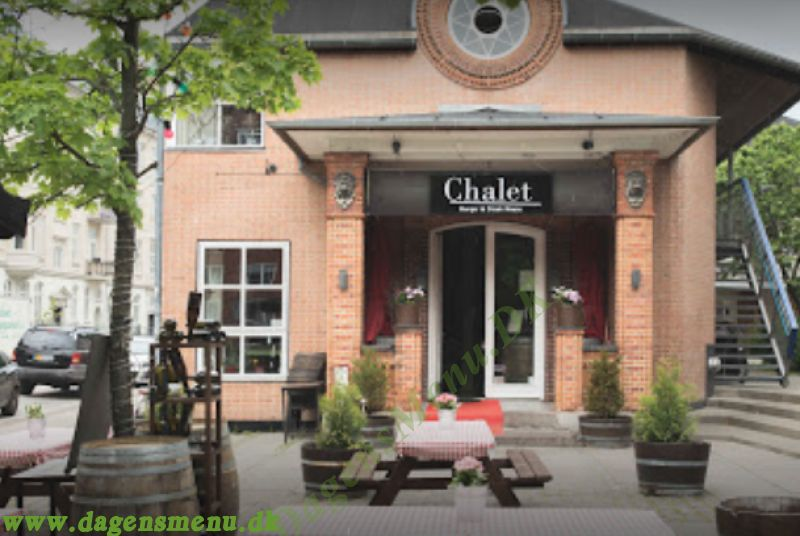 Chalet Burger & Steak