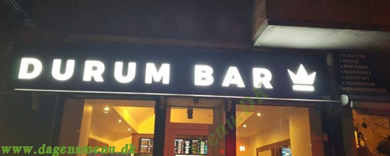 Durum Bar Svanemøllen