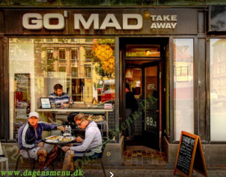 Go' Mad Take Away