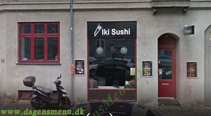 Restaurant Iki Sushi Århusgade