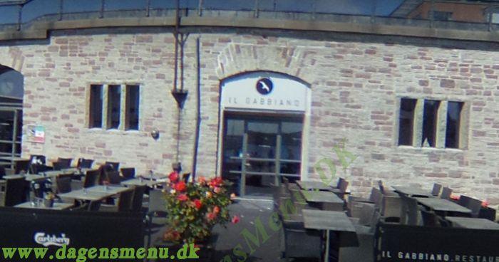 Il Gabbiano Restaurant