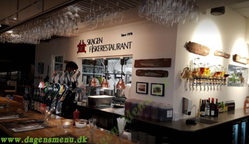 Skagen Fiskerestaurant Illum ROOFTOP