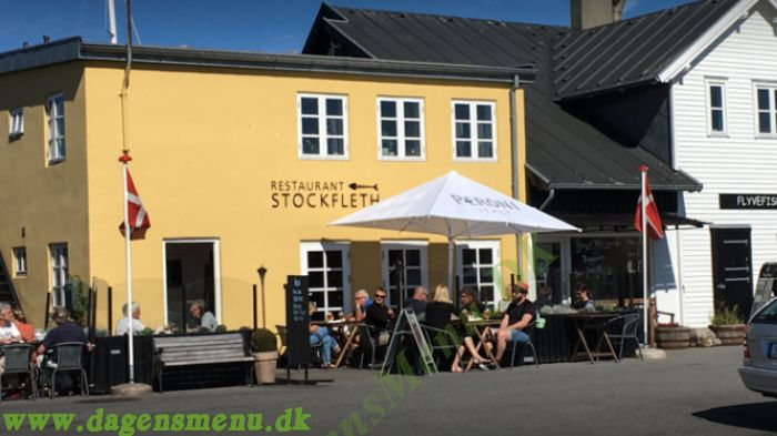 Restaurant Stockfleth