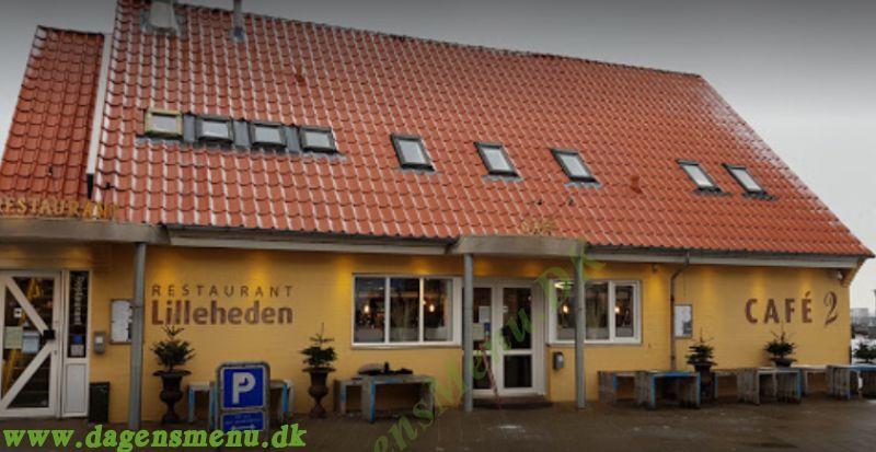 Lilleheden Cafe Restaurant Hirtshals Dagens Menu