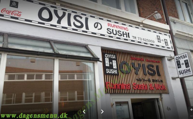 Oyisi Running Sushi & Wok