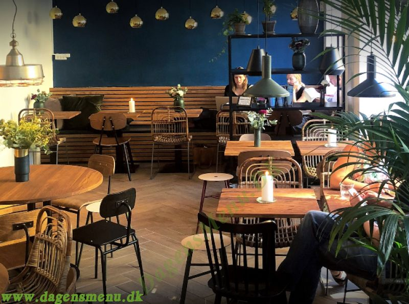 Mad & Kaffe Frederiksberg