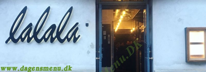 Restaurant LaLaLa