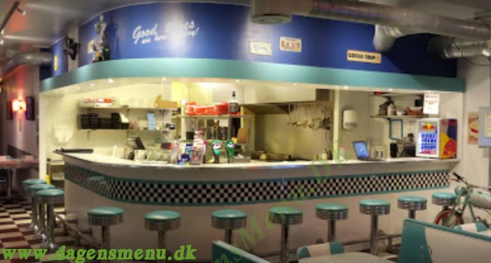 The Diner Viby J