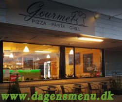 Gourmet Pizza Pasta & Grill