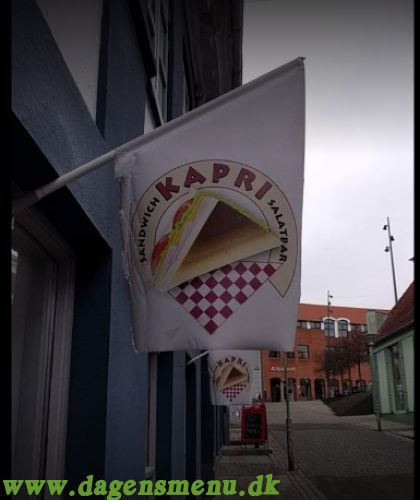 Kapri Sandwich & Salatbar