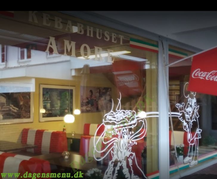 Kebab Huset Amore