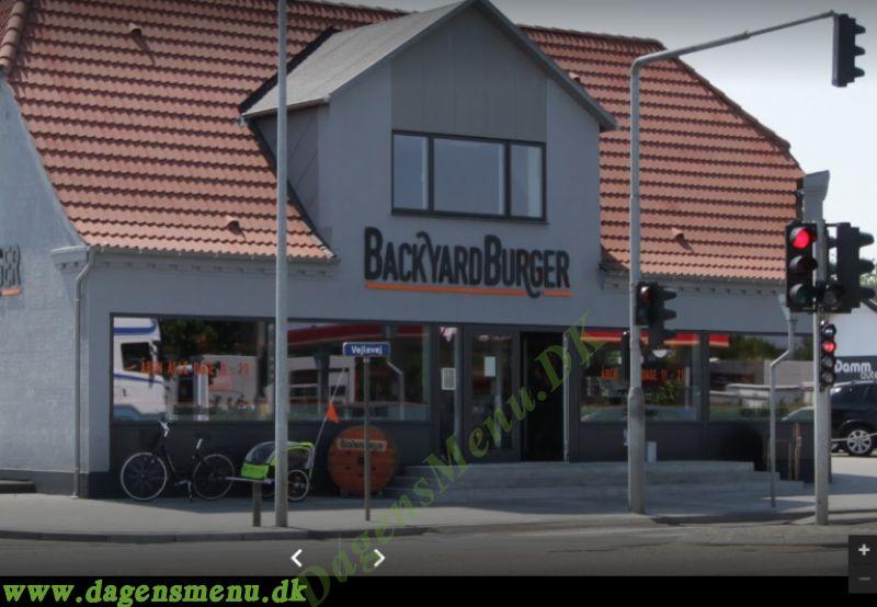Backyard Burger