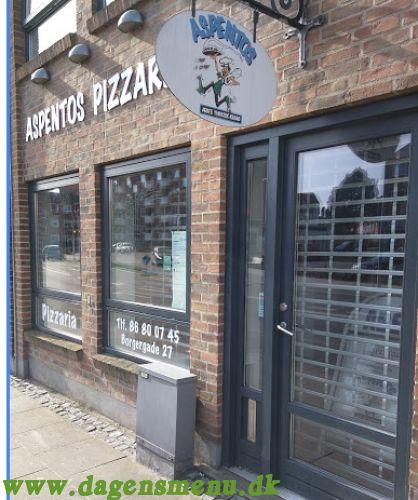 Aspentos pizzaria