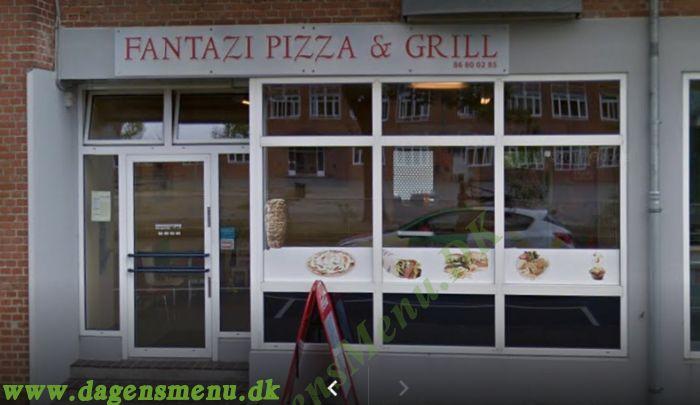 Fantazi pizza