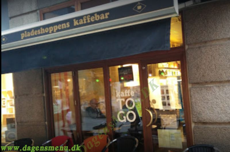 Pladeshoppens Kaffebar