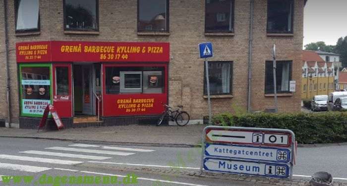 Grenaa Barbequekylling & Pizza