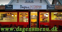 Dagens Pizza