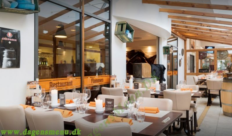 Restaurant Flammen Roskilde Ro's Torv