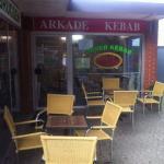 Arkaden Grill Kebab