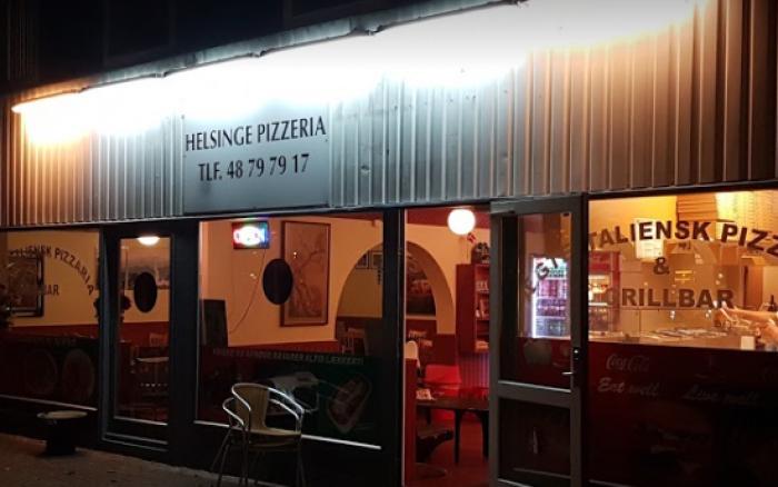 Helsinge Pizza